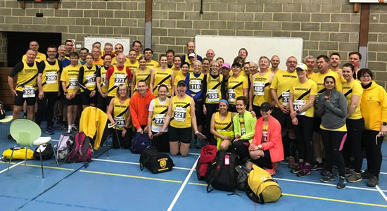 Bedford Harriers at Sandy 10