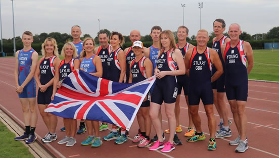 Team GB Representatives